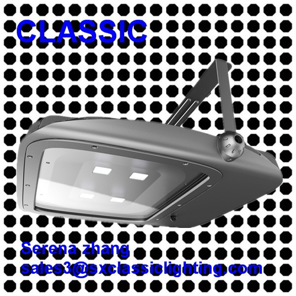 COB/SMD IP66 150W LED flood light empty case