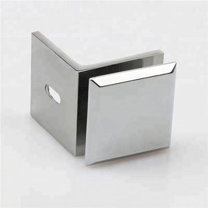 50mm Square Glass To Glass Fitting Pipe Clamp For Railing & 3/8 Spring Lifting Clamp