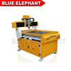 High speed mini CNC router 6090 cnc cutting machine for wooden stone metal with limit switch