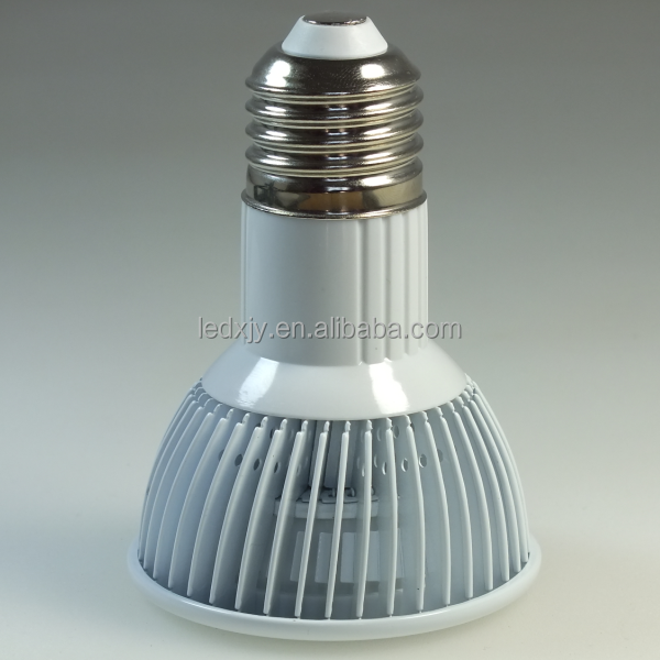 Super quality 110v 220v led spot par20 bulb indoor led par light par20 led bulb