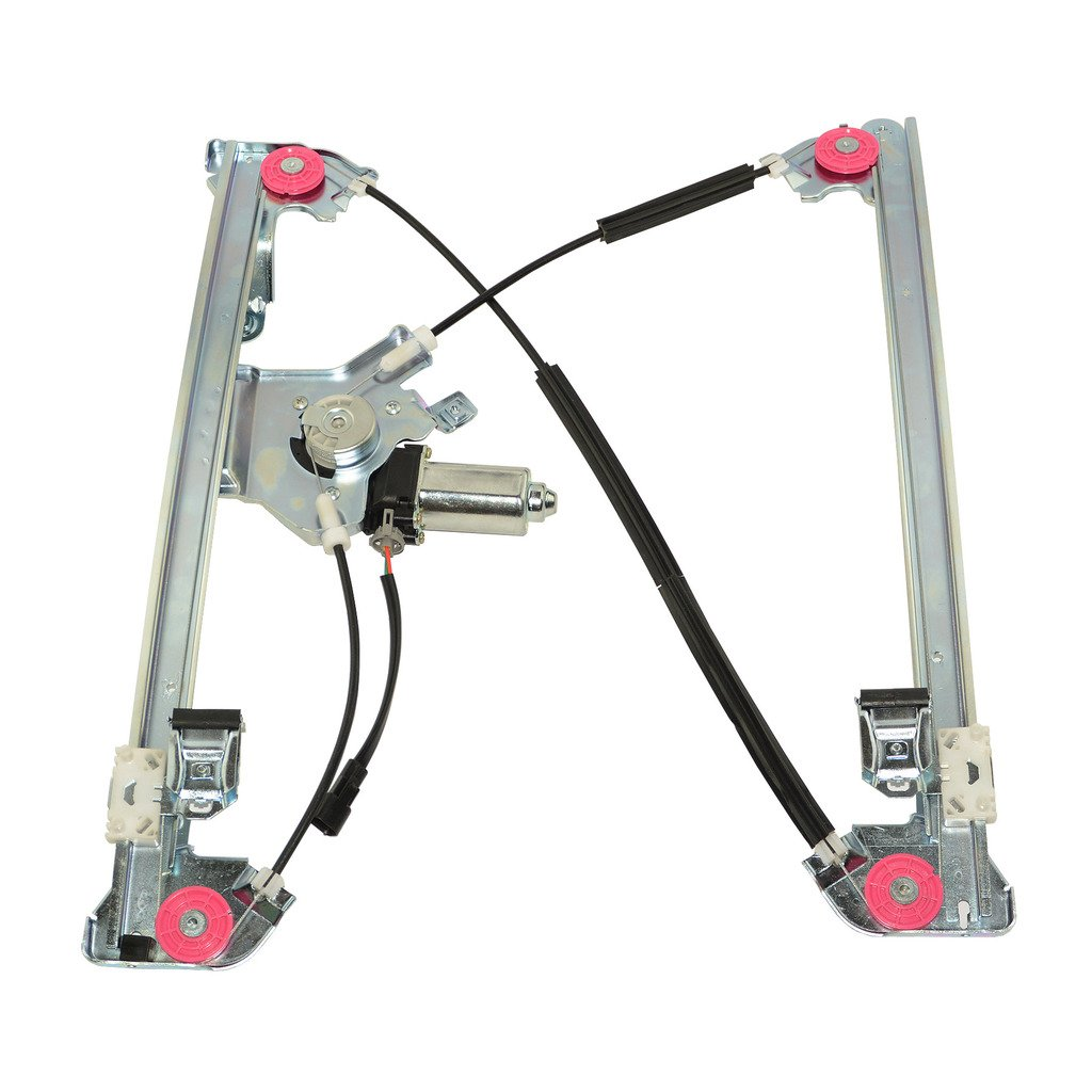 Get Quotations · Gevog Front Driver (Left) Side Power Window Regulator with  Motor for 04-08