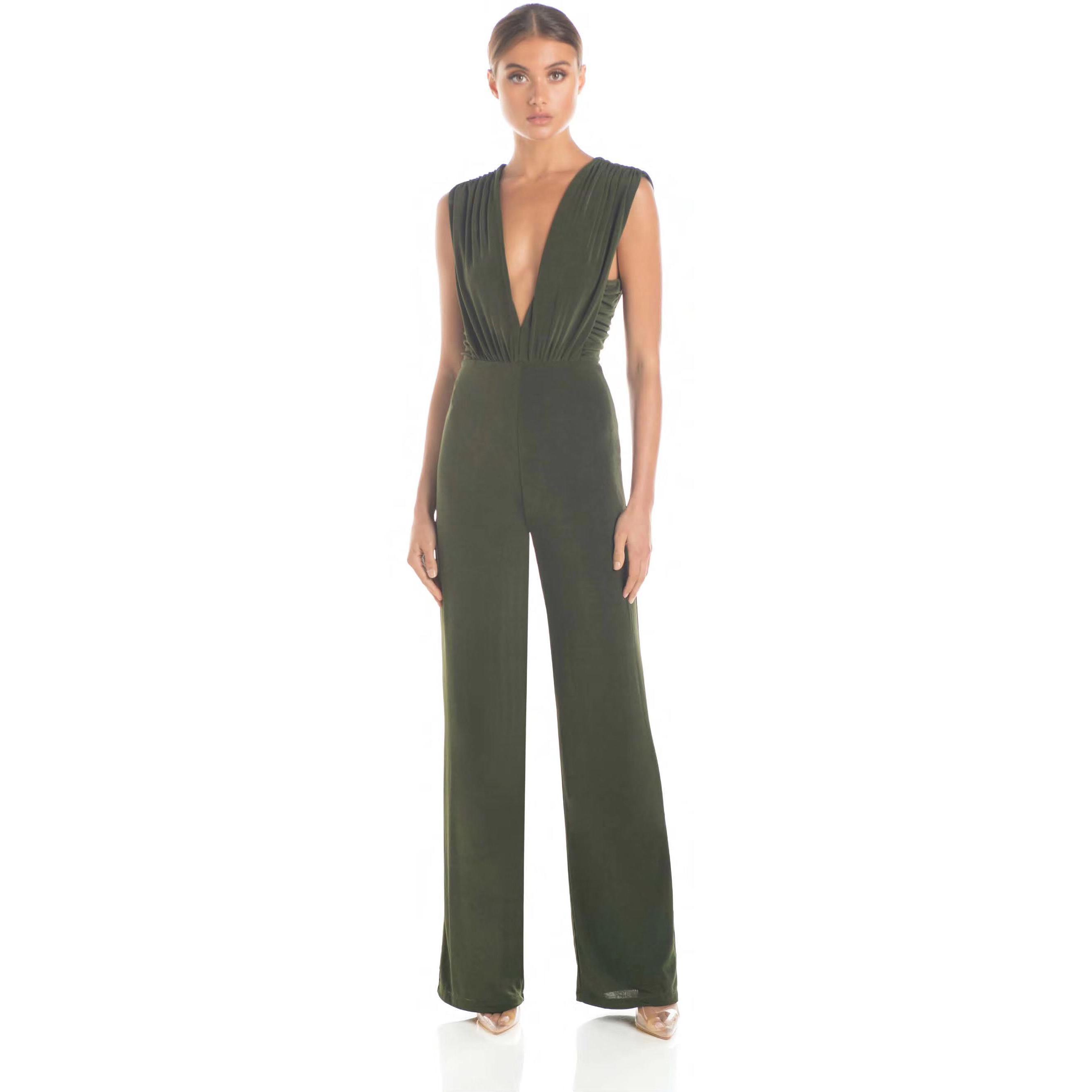 7143e5a7905a Venta al por mayor vestimenta formal pantalon mujer-Compre online ...