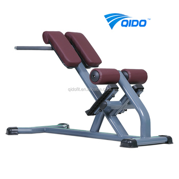 Hyper Extension Bench Lower Back Bench For Commercial Gym Use