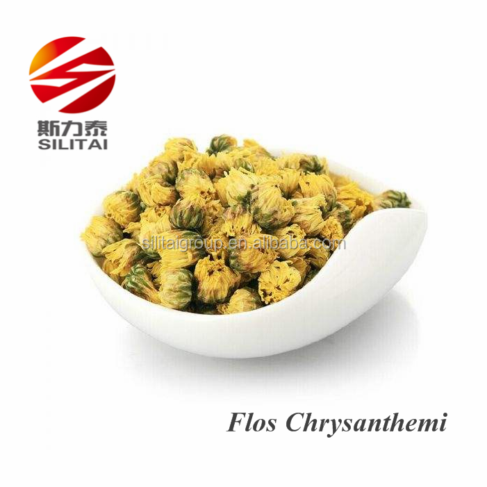 Crisantemo flor para materias primas farmacéuticas y sabor de té