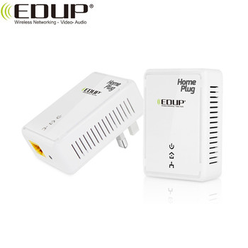 EDUP Stock Product 200Mbps PowerLine WiFi Adapter Support IEEE802.3,IEEE802.3u Standard