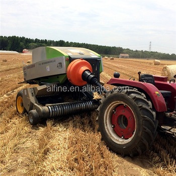 Square type reliable quality agco baler for tractor