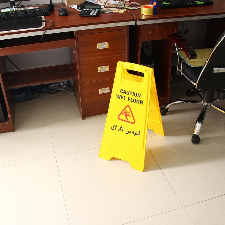 Oem Caution Wet Floor Sign Cleaning