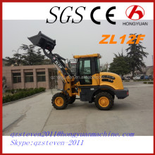 China Manufacturer of mini wheel loaders ZL12F directly to export/china loader manufacture/wheel loader china