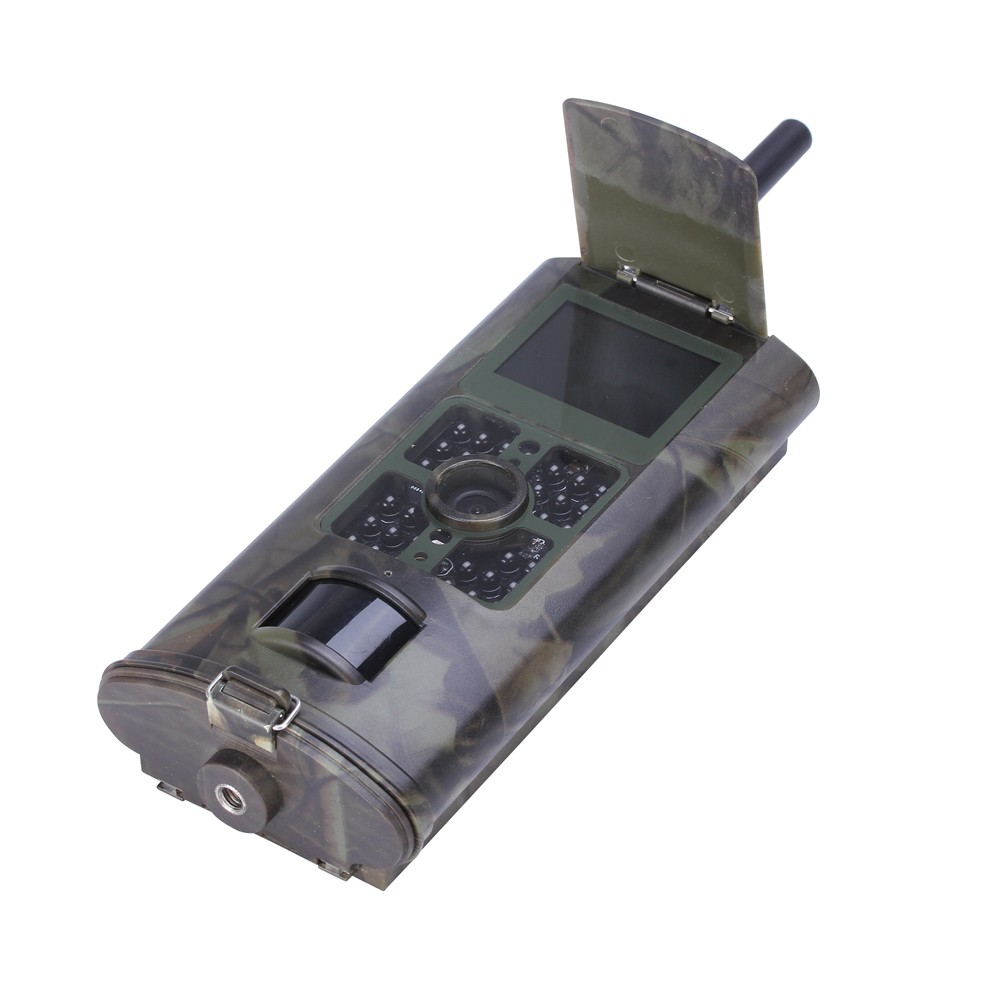 Wholesale Suntek Night Vision MMS SMS SMTP Infrared 3G Hunting Trail Camera with GPS HC700G