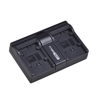 USB dual Charger CG-800 for BP-807 BP-808 BP-809 BP-819 BP-820 BP-827 BP-828 Camcorder Battery For Canon FS10 FS11 FS100