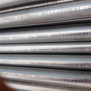 best ASTM A268 TP430 Ferritic Stainless Steel Seamless Pipes Manufacturer