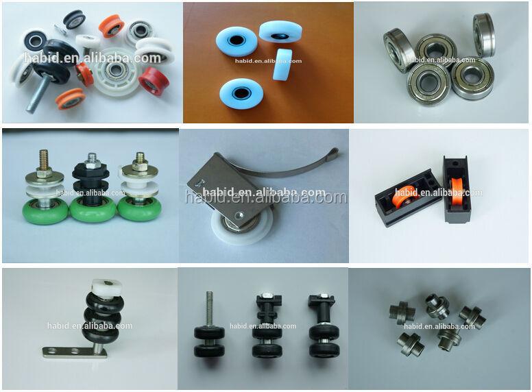 Douche Schuifdeur Rollers : Hot fabrikant schuifpoort roller stalen deur schuifdeur