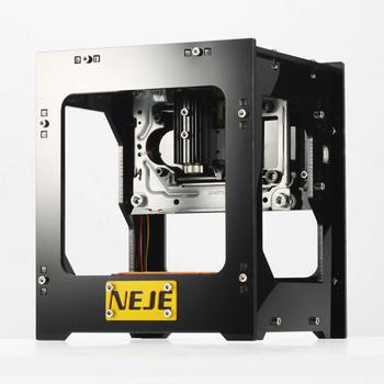 NEJE Mini 1000mw /1500mw USB Laser Engraver Automatic Carver DIY Print Engraving Carving Machine with Protective Glasses