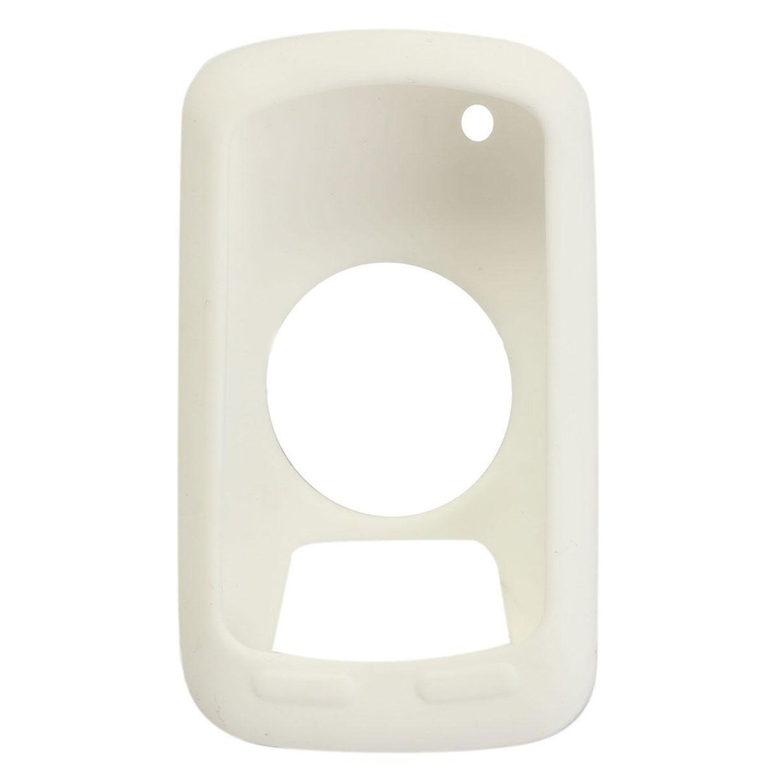 Protective Case - TOOGOO(R)Silicone Bag Protective Case Cover Shell for Garmin 800 810 Edge Color: White