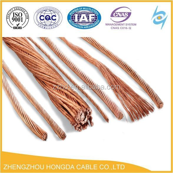 Hot Sale #2 Awg Bare Copper Wire Price For Transformer - Buy ...