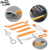 Super PDR Car repair tools 12pcs/set Car Radio Audio Door Clip Panel Trim Removal kits for Car repair tools