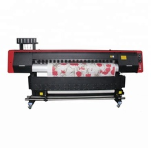 Professionele Grootformaat Roll Formaat Papier 3D Sublimatie Printer Machine, Warmte Pers Printer Sublimatie