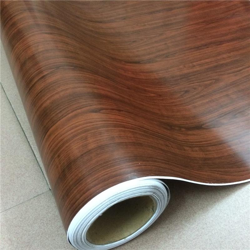 Automotive wood grain adhesive strip 10
