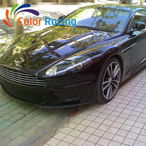 Anti-scratch car paint protection nano coating sticker TPU body wrapping film with high quality