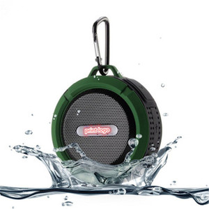 2019 promotional gift OEM waterproof Portable Wireless Bluetooth Speaker wireless bluetooth Car Bluetooth music player