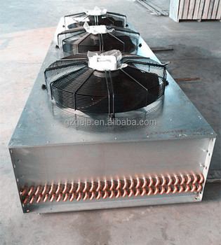 New Customized Copper Tube Water to Air Heat Exchanger with fan