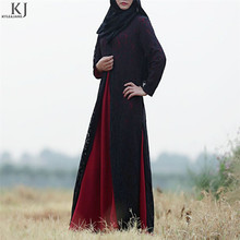 world-wide renown turkish coat style abaya