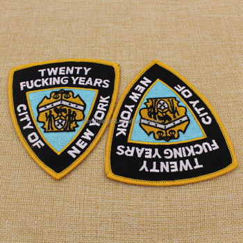 2016 hot sale good quality eagle custom embroidery patches