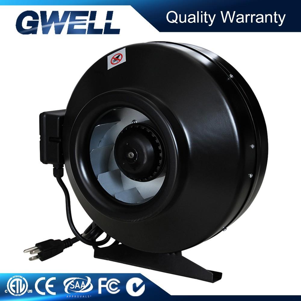 Variable Speed Control Duct Fan/industrial Roof Ventilation Fan ...