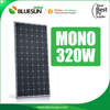 320w monocrystalline solar panel battery charger 24v with warranty 25 years