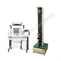 tensile testing machine used