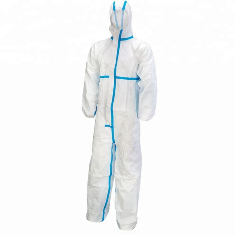Disposable Category 3 Typ 5/6 SF Coverall - KingCare | KingCare.net