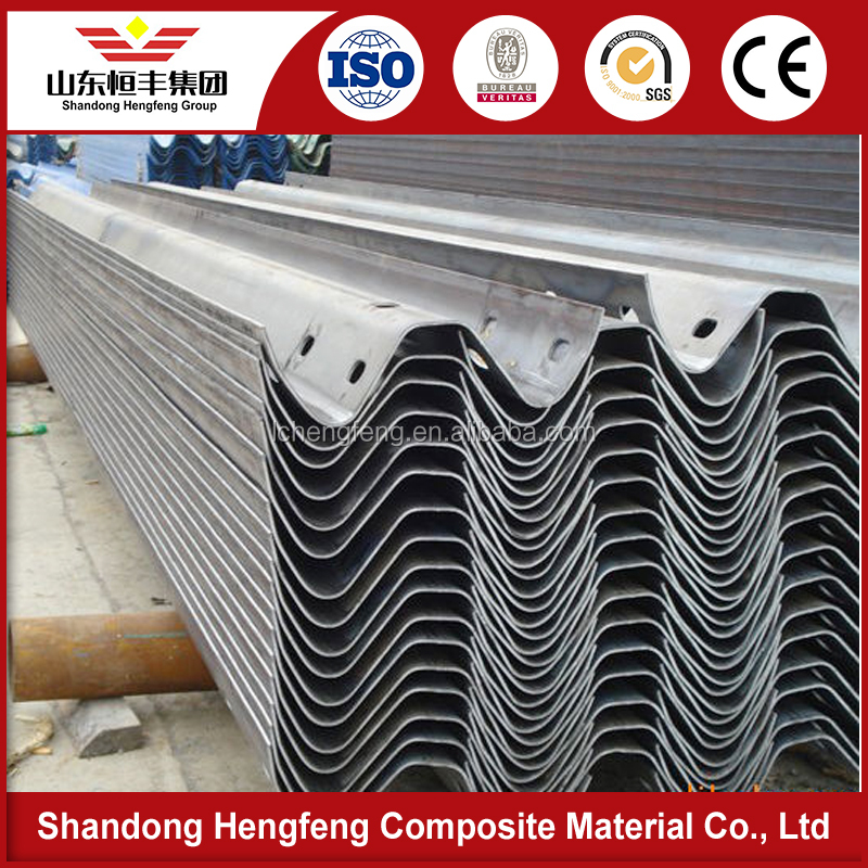 Galvanized Steel Barrier Manufacturers