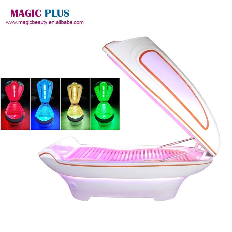 1038 Ozone Sauna  Aqua Massage Infrared  Spa Capsule Machine For Sale