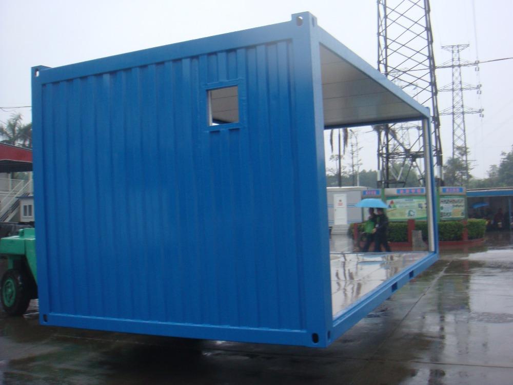Casas prefabricadas contenedor contaimer acero ligero - Casas container precio ...