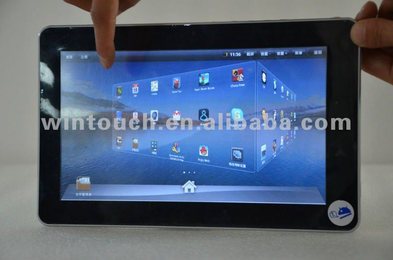 "10"" android 2.3 OS flash tablet pc , mid tablet pc With GPS"