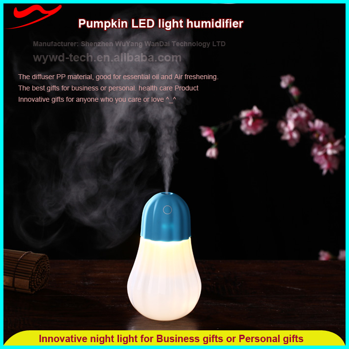 Wholesale manufacturer promotional usb humidifier small indian gift items