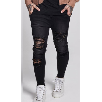 jeans mens wholesale skinny for washed ripped Custom 2017 UF68ZZ
