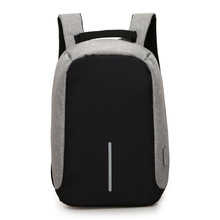 2017 Most Popular Anti Theft Traveling Bag Backpack with USB charger
