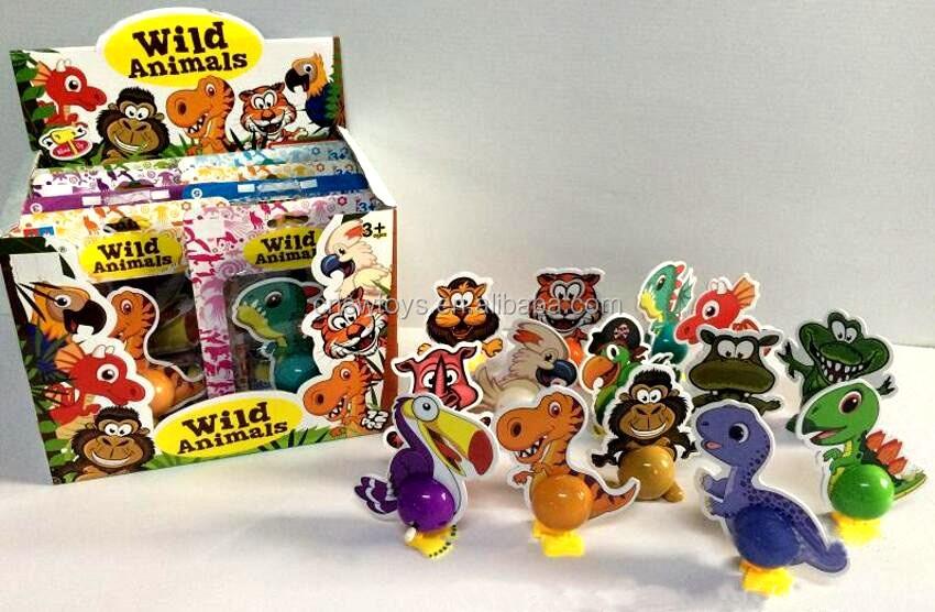 EVA Walid животные заводные игрушки оптом