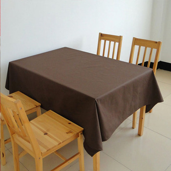 100% polypropylene nonwoven disposable tablecloth waterproof