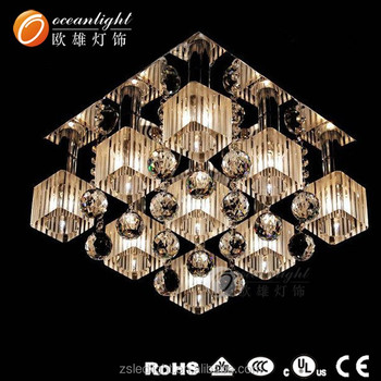 Speed Dial Light Fixture Of Ceiling,Wireless Ceiling Light,Square ...