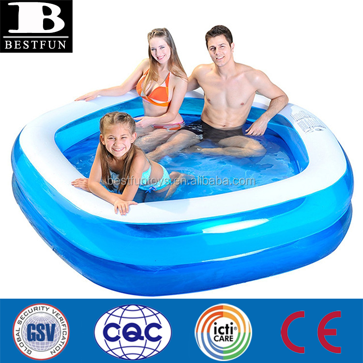 Inflatable Family Size Swimming Pools Wholesale Suppliers