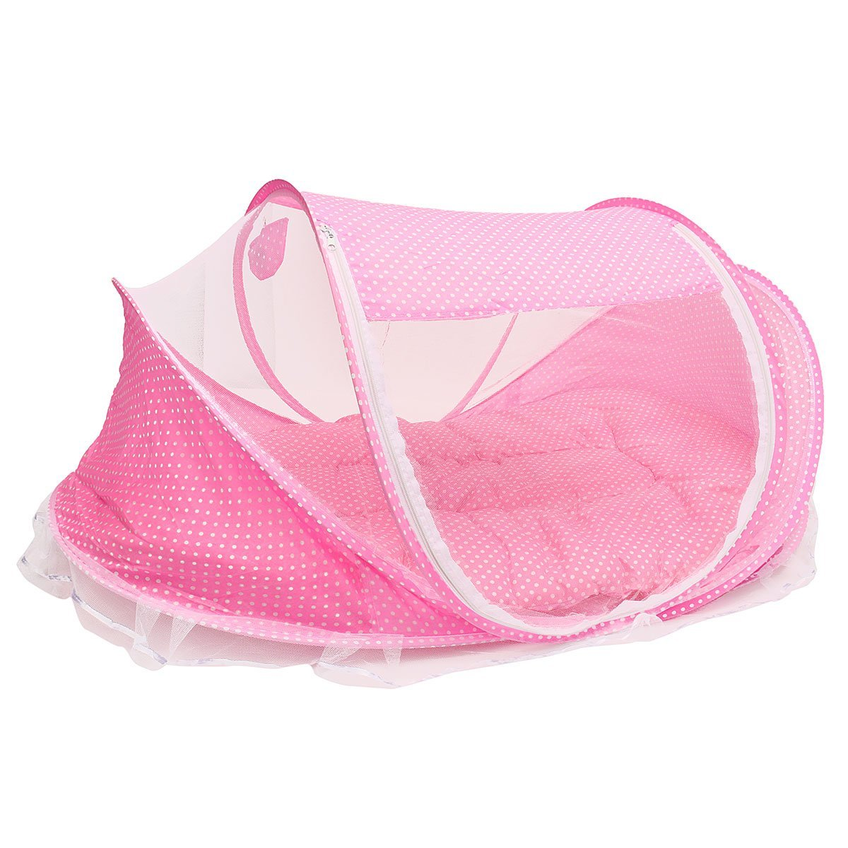 Picture of: Portable Toddler Bed Cot Travel Kids Camping Folding New Baby Child Regalo Pink New Guarantee By Skroutz It Comes Only With Skroutz Unique Ebook Talkingbread Co Il