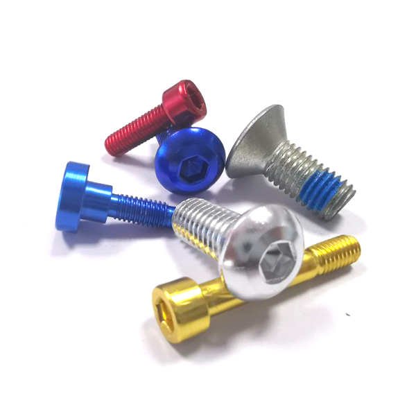 Fastener Supplier Socket Button Flat Dome Hex Drive Head Cap Allen Screw
