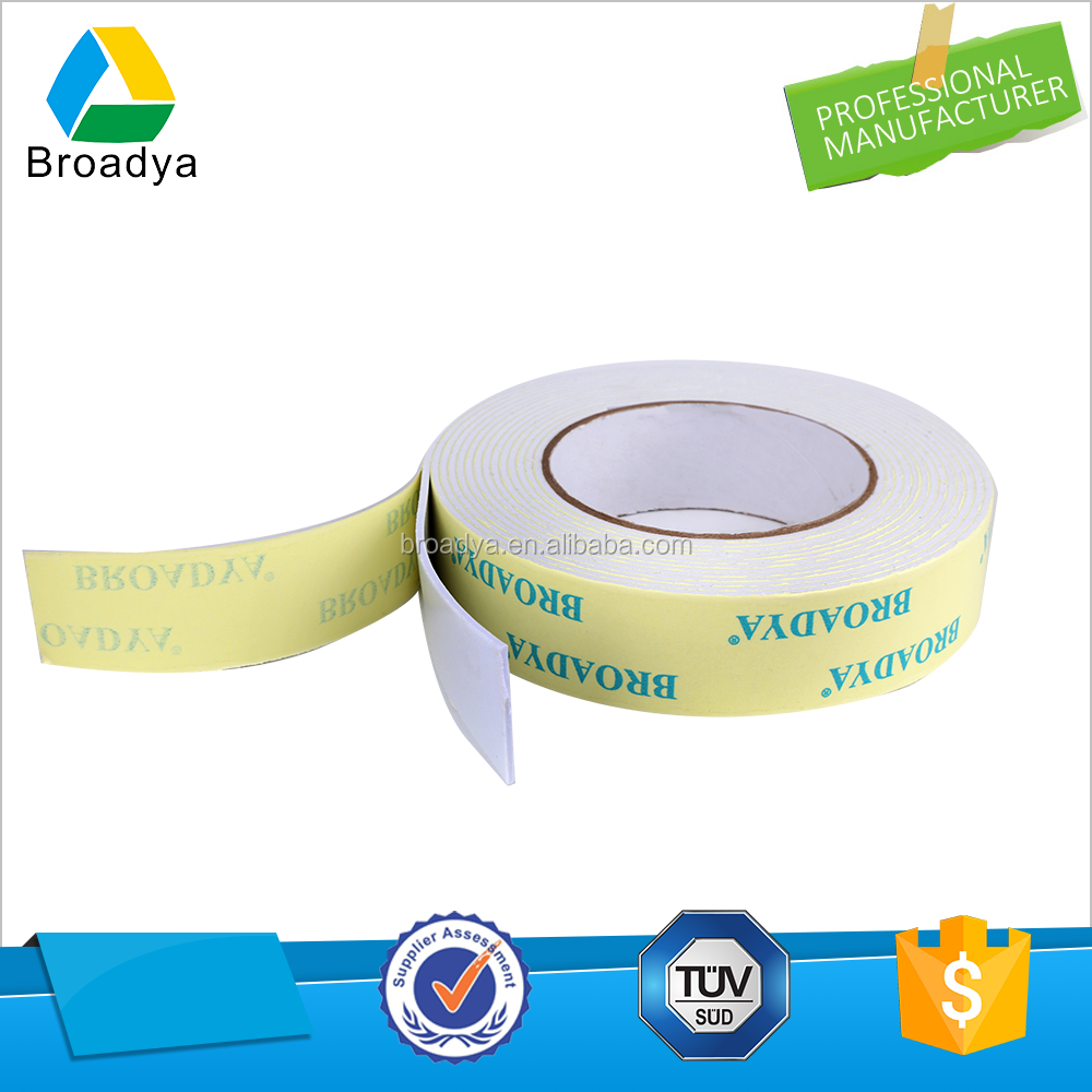 eva foam tape waterproof double sided tape from china supplier
