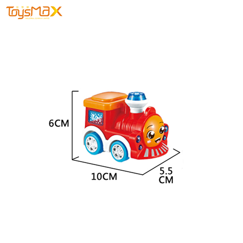 Wholesale Friction Toy Cars  Plastic Toy Train For Kids