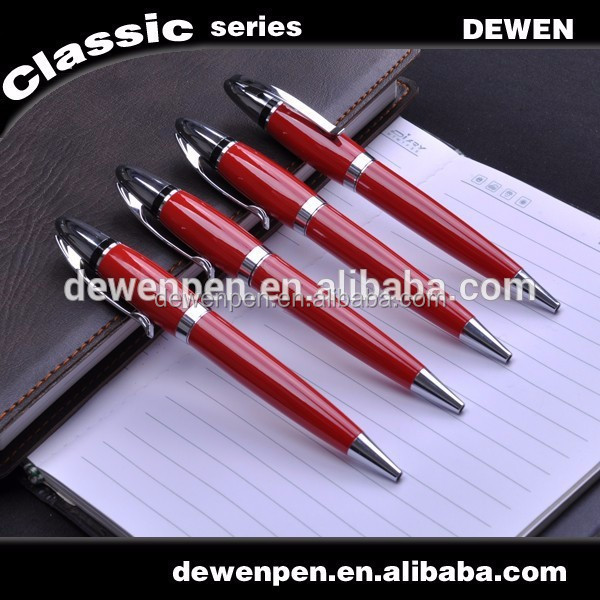 popular style twist pen for gift with parker refil and pen item