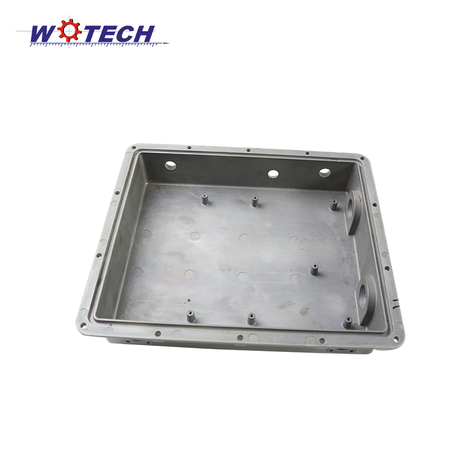 Customized diecasting housing