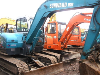 Used Sunward 80 Mini Crawler Excavator Original From China - Buy Used Mini  Crawler Excavator Sunward,Chinese Crawler Excavator Sunward,Sunward