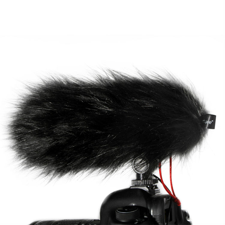 Aputure V-Mic D1 Camera Directional Condenser Shotgun Microphone for Canon Nikon Sony Pentax Panasonic